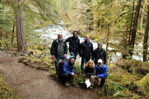 Evergreen Escapes Corporate Team Building