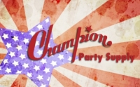 Champion Party Supplies