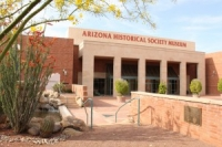 Arizona HIstorical Society Museum at Papago Park