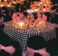 Special Events Table Linens
